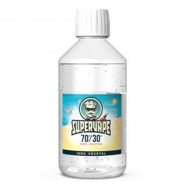 Base 70%PG / 30%VG 1L Supervape (0 mg/ml)