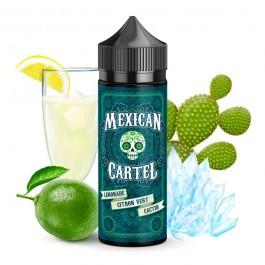 Limonade Citron Vert Cactus 100ml Mexican Cartel