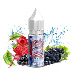 Cassis Framboise Raisin 10ml Ice Cool by Liquid'Arôm (10 pièces)