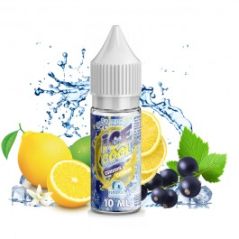 Cassis Citron 10ml Ice Cool by Liquid'Arôm (10 pièces)