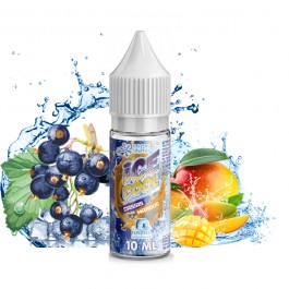 Cassis Mangue 10ml Ice Cool by Liquid'Arôm (10 pièces)
