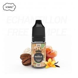 Echantillon Custard Café 10ml Chez Marius by E.Tasty