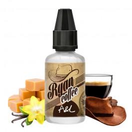 Concentré Ryan Coffee 30ml Arômes et Liquides (5 pièces)