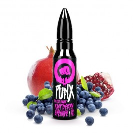 Raspberry Grenade 50ml Punx by Riot Squad