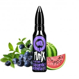 Blackcurrant & Watermelon 50ml Punx by Riot Squad
