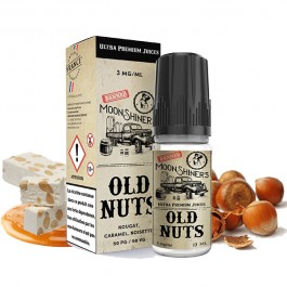 Moon Shiners : Old Nuts 10ml Le French Liquide (6 pièces)