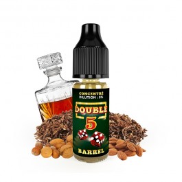Concentré Barrel 10ml Double 5 by The Fuu (10 pièces)