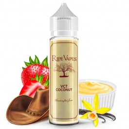 VCT Strawberry 50ml Ripe Vapes