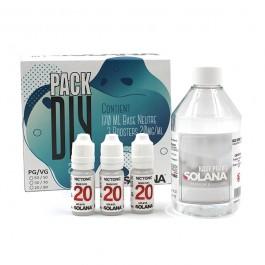 Kit Base 200ml 50/50 Solana