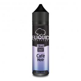 Café noir 50ml Eliquid France