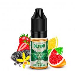 Vert Salt 10ml Demon Juice (10 pièces)