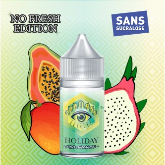 Concentré Holiday No Fresh 30ml Frost Edition by Wink (5 pièces)