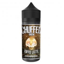 Toffee Latte 100ml Brew by Chuffed