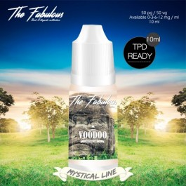 Voodoo 10ml The Fabulous (10 pièces)