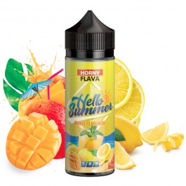 Mango Lemonade 100ml Hello Summer by Horny Flava