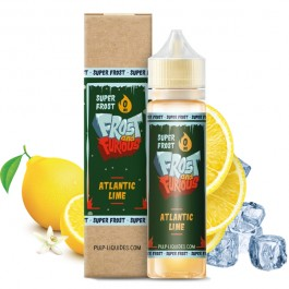 Atlantic Lime SUPER FROST 50ml Frost & Furious by Pulp