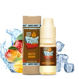 Arctic Mango SUPER FROST 10ml Frost & Furious by Pulp (10 pièces)