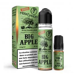 Kit Easy2Shake Moon Shiners : Big Apple 60ml Le French Liquide