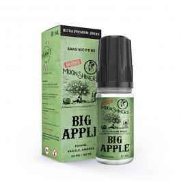 Moon Shiners : Big Apple 10ml Le French Liquide (6 pièces)