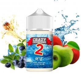 Crazy Chvmpvgne V2 Ice 50ml Mukk Mukk