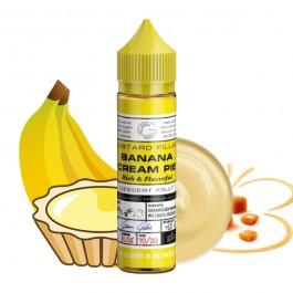 Banana Cream Pie 50ml Basix Series by Glas Vapor