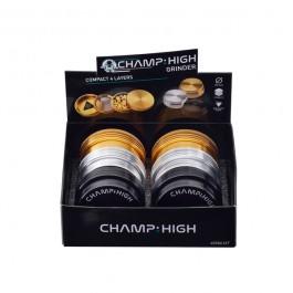 Grinder Compact 4 étages Champ High (boite de 6)