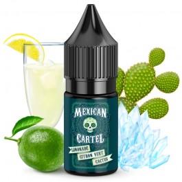 Concentré Limonade Citron Vert Cactus 10ml Mexican Cartel (10 pièces)