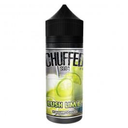 Lush Lime 100ml Soda by Chuffed