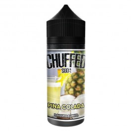 Pina Colada 100ml Soda by Chuffed