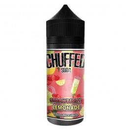 Strawberry Lemonade 100ml Soda by Chuffed