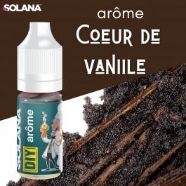 Concentré Coeur de Vanille 10ml Solana (10 pièces)