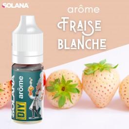Concentré Fraise Blanche 10ml Solana (10 pièces)