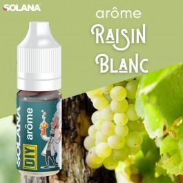 Concentré Raisin Blanc 10ml Solana (10 pièces)