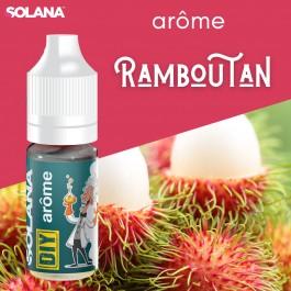 Concentré Ramboutan 10ml Solana (10 pièces)