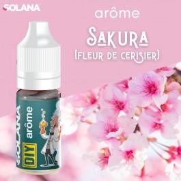 Concentré Sakura 10ml Solana (10 pièces)