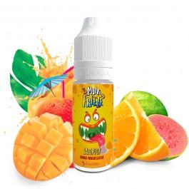 Salopiot - Orange Mangue Goyave 10ml Multi Freeze by Liquideo (15 pièces)