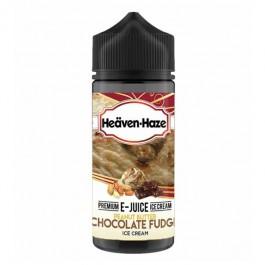 Peanut Butter Chocolate Fudge Ice Cream 100ml Heaven Haze