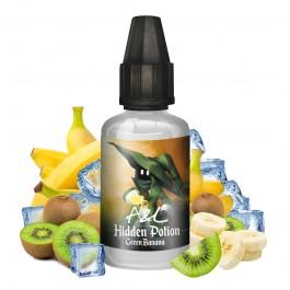 Concentré Green Banana 30ml Hidden Potion by Arômes et Liquides (5 pièces)