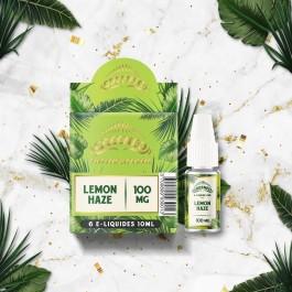 Lemon Haze 10ml Greeneo (6 pièces)
