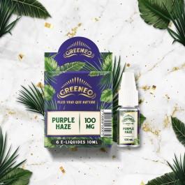 Purple Haze 10ml Greeneo (6 pièces)