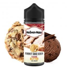 Cookie Butter Ice Cream 100ml Heaven Haze