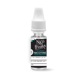 Booster de nicotine Nico Freaks Fresh 10ml Freaks (20 pièces)