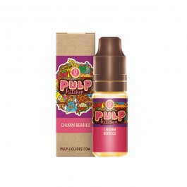 Chubby Berries 10ml Pulp Kitchen by Pulp (10 pièces)