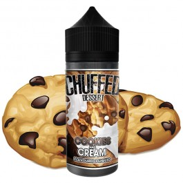 Cookies and Cream 100ml Dessert by Chuffed