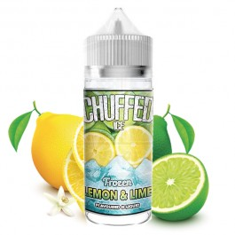 Frozen Lemon and Lime 100ml Ice by Chuffed