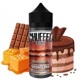 Caramel Shortcake 100ml Dessert by Chuffed
