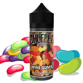 Wine Gums 100ml Sweets by Chuffed