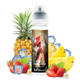 Red Pineapple 50ml Hidden Potion by Arômes et Liquides