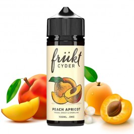 Peach Apricot 100ml Frukt Cyder