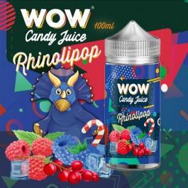 Rhinolipop 100ml WOW Candy Juice by Made in Vape